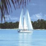Barco da Família Shurmann